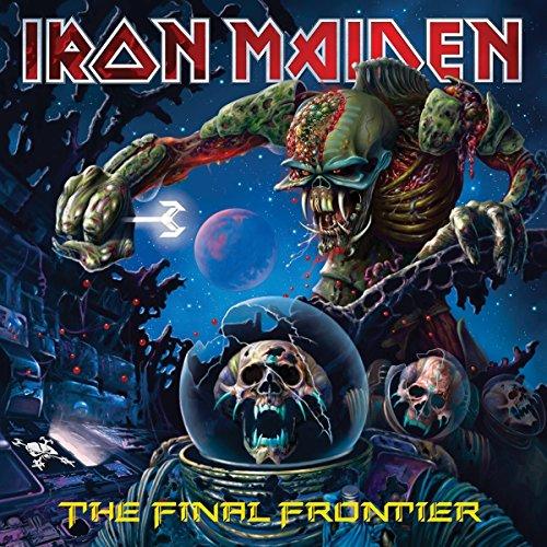 The Final Frontier (2015 Remastered Version) [VINYL]