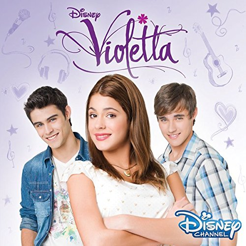Violetta - Der Original-Soundtrack zur TV-Serie (Violetta Disney Dvd)