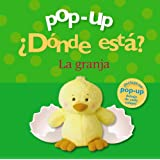 Pop-up ¿Dónde está? La granja (Castellano - A PARTIR DE 0 AÑOS - MANIPULATIVOS (LIBROS PARA TOCAR Y JUGAR), POP-UPS - Pop-up