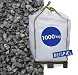 Basaltsplitt Eifelschwarz 8–-11mm 1.000kg Big Bag