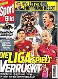 Sport Bild 44 2016 Tuchel Dortmund HSV Heldt Zeitschrift Magazin Einzelheft Heft Fussball Bundesliga