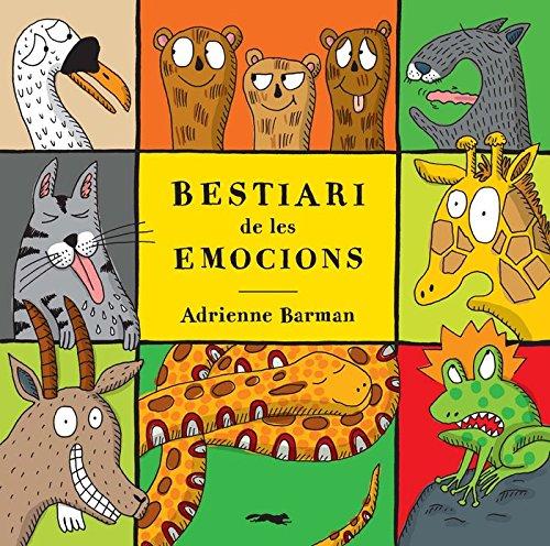 Portada del libro Bestiari De Les Emocions