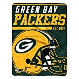 Northwest Green Bay Packers Super Plush NFL Deck