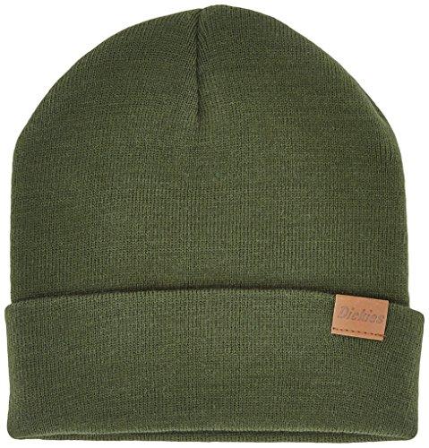 Dickies - Alaska, Cappello da uomo, verde (olive green), unica (Taglia produttore: unica)