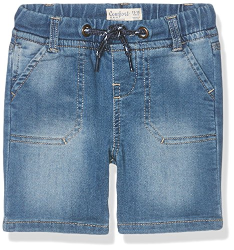 ZIPPY ZTB25_430_14 Pantalon Bébé garçon, Bleu (Medium Blue Denim 000) 86 cm