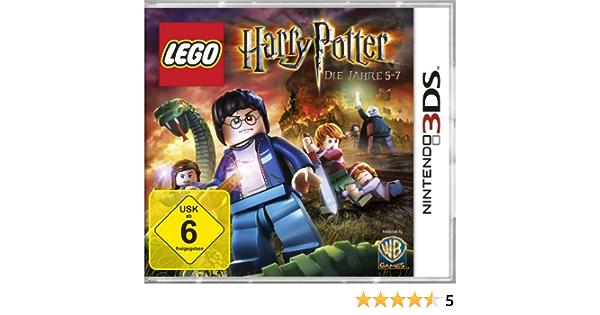 Lego Harry Potter Die Jahre 5 7 Software Pyramide Nintendo 3ds Amazon De Games