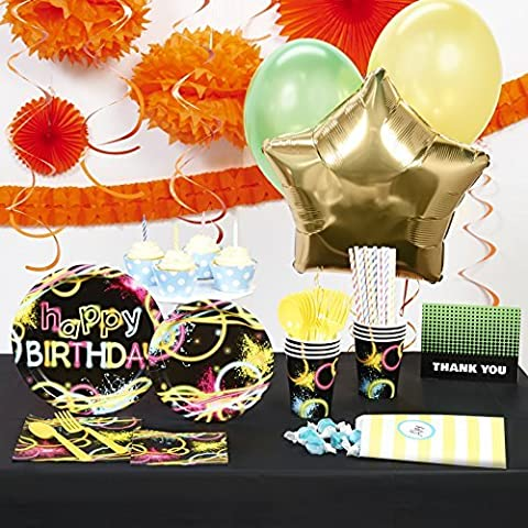 Fun at One Girl Party Supplies - Balloon Bouquet by BirthdayExpress