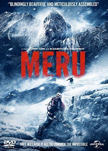 Meru [DVD] by Jimmy Chin