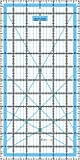 Quilting Patchwork Ruler Rotary Craft Rectangle Imperial - 12' x 6'