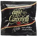 Caffè Carbonelli Capsule Compatibili Lavazza a Modo Mio - Pacco da 120 pezzi Decaffeinato
