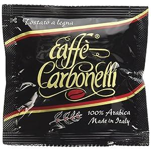Caffè Carbonelli 150 Cialde Ese, Miscela Arabica - 1 Scatola
