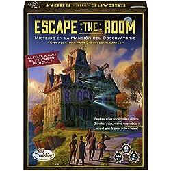 Think Fun Escape Room Misterio en la mansión del observatorio (Ravensburger 76314)