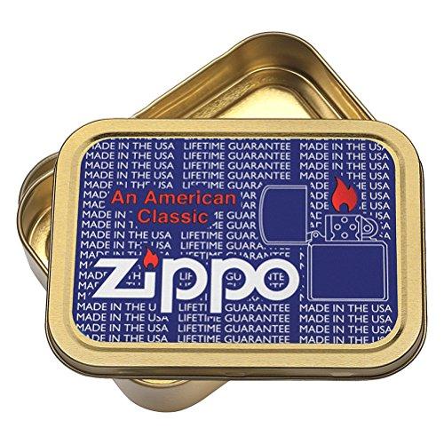 Zippo 3D 2oz Tobacco stagno