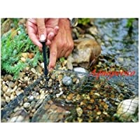 Protector de estanque de peces, malla protectora para estanques, red de 4 x 3 m, de Ponderpro