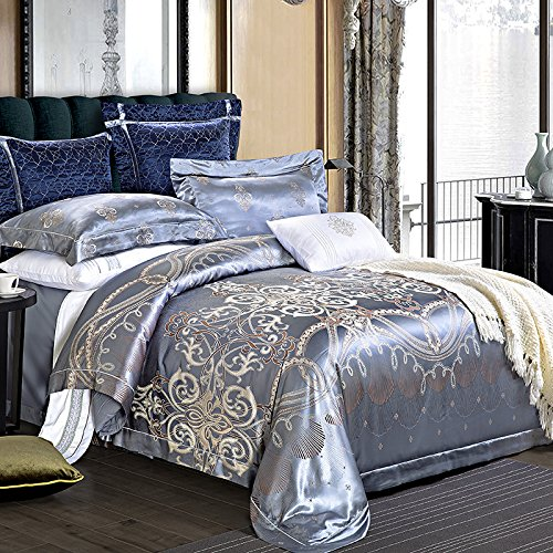 Duvet Cover & Pillowcase Set Bedding King Queen Bedding Bedroom Daybed,16 -