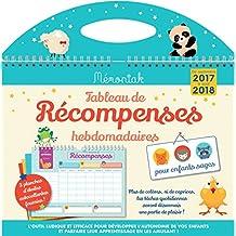 Tableau de récompenses hebdomadaires Mémoniak 2017-2018