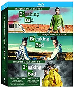 Breaking Bad - Coffret intégrales des saisons 1, 2 & 3 [Blu-ray]