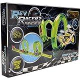 Modelco - 1 - Rev Racers Triple Loop Track
