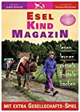 Esel Kind MAGAZIN - Aktiv-Magazin für Grundschulkinder inkl. Gesellschaftsspiel & Poster
