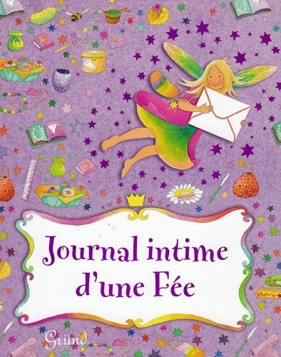 JOURNAL INTIME D'UNE FEE