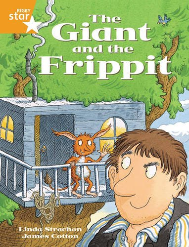 Rigby Star Guided 2 Orange Level, The Giant and the Frippit Pupil Book (single)