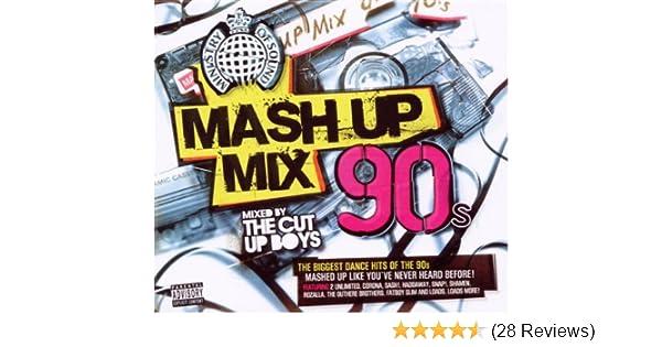 Mash Up Mix 90s
