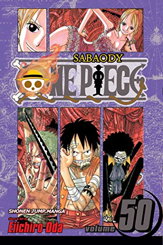 One Piece Volume 50