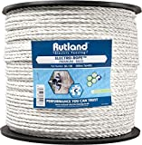 Rutland 30-118R Maxi Elektrozaunseil, 500 m, weiß