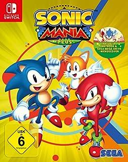 Sonic Mania Plus (Nintendo Switch) (B07CCZXHVV) | Amazon Products