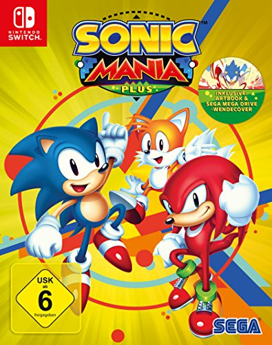 Sonic Mania Plus [Nintendo Switch]