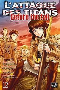 L'Attaque des Titans - Before the Fall Edition simple Tome 12