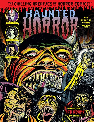 Haunted Horror Vol. 7: Cry From The Coffin (English Edition)