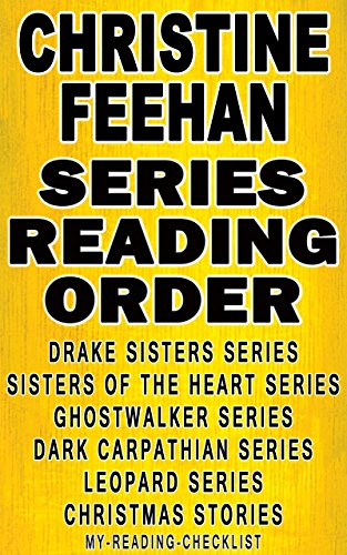 Feehan Reading Christine Order Sisters Drake