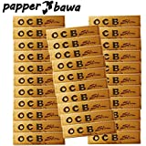 Papper Bawa Gold OCB King Size Rolling Paper Pack Of 32 (1024 Leaves)
