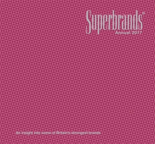 Superbrands Annual 2017