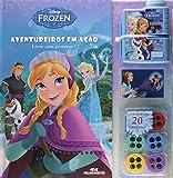 Frozen. Aventureiros em Ação - Livro com Projetor