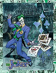 3D Art Jokers Wild 3D Framed Art, 10.5 by 13.5