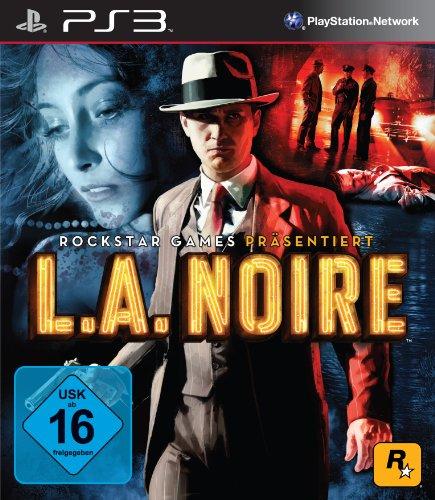 L.A. Noire (uncut) - [PlayStation 3]