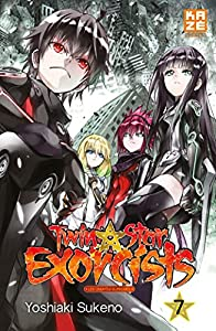 Twin star exorcists Edition simple Tome 7