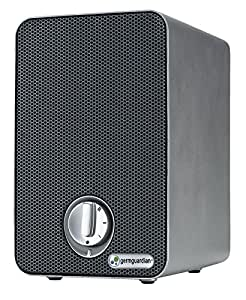 GermGuardian AC4020 3-in-1 True HEPA Air Purifier System with UV Sanitzer and Odor Reduction, 9-Inch Table Top Mini Tower by Guardian Technologies