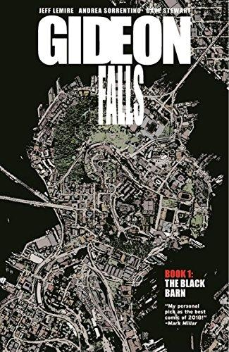 Gideon Falls Volume 1: The Black Barn por Jeff Lemire