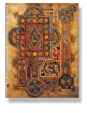 Book of Kells Quoniam Notizbuch