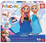 "Educa ""Fofuchas Frozen Elsa And Anna Doll Set"