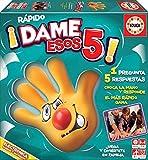 Best Juegos para las familias - Educa Borrás Rápido, ¡Dame Esos 5 Juego de Review