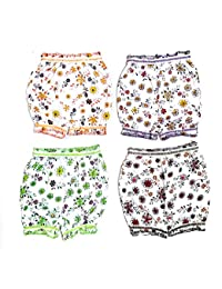 Light Gear Girls Bloomer Panties (6 M to 4 Years) Pack of 10