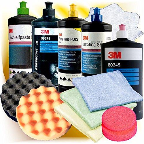 3m-politur-schleifpaste-wachs-schwamm-50417-80349-09375-50383-80345-set-94