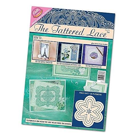 Magazine Numero - Créer et papier Craft The Tattered Lace