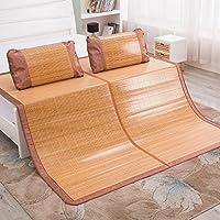 Coole Bambusmatte Bambusmatten Cool Bambus Matte Sommersaison schlafmatte Faltbare Hilf Schlaf Sommer Blätter Kühlung 0,8 m / 0,9 m / 1,0 m / 1,2 m / 1,35 m / 1,5 m / 1,8m (3,3 Fuß / 4 ft / 4,5 ft / 5 ft / 6 ft) Bett ( größe : 1.8m(6feet)bed ) preisvergleich bei kinderzimmerdekopreise.eu