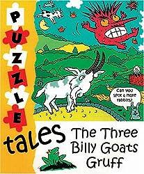 Three Billy Goats Gruff (Puzzle Tales)