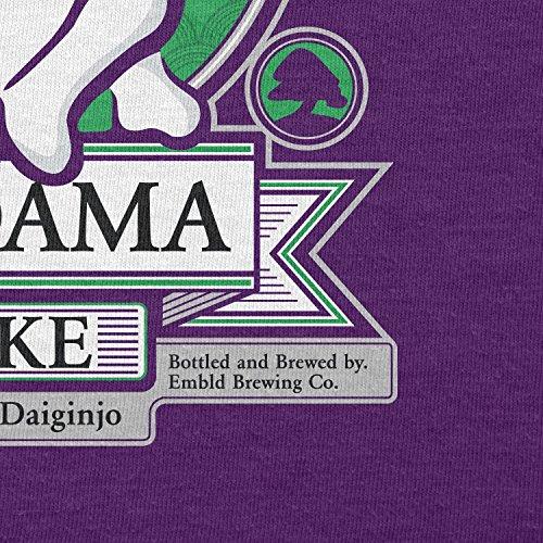 TEXLAB - Kodama Sake - Damen T-Shirt Violett